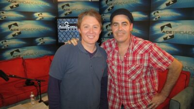 Adam and Clay Aiken